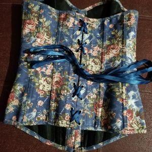Intimates & Sleepwear - Vintage inspired corset